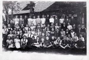 Schüler 1949 - 5. - 8. Jahrgang