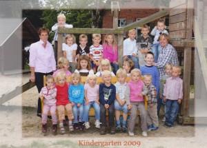 Kindergarten 2009