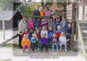 Kindergarten 2011
