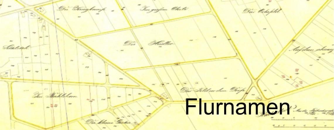 Flurnamen