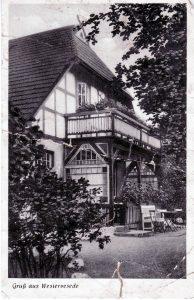 Das alte Forsthaus