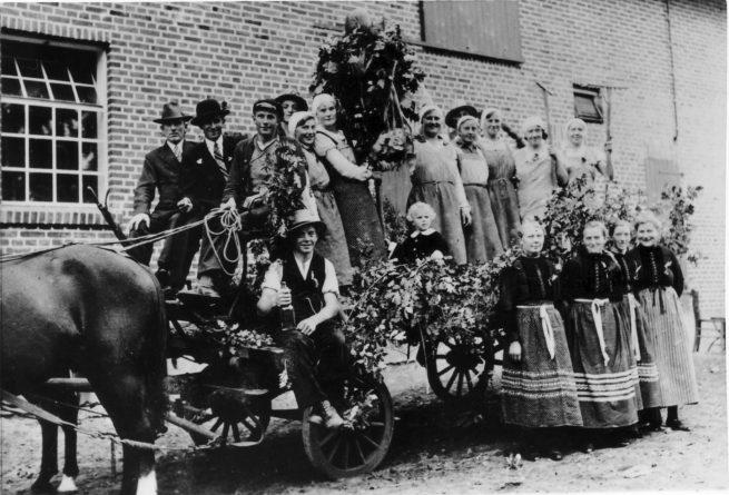 1936 - Erntefest