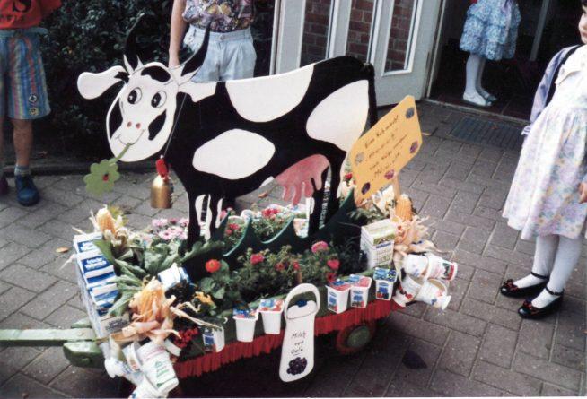 1985 - Erntfest