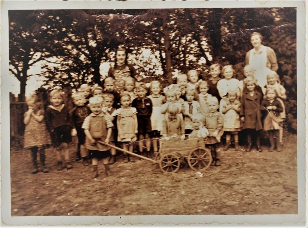 Ernte-Kindergarten 1942