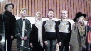 Krippenspiel 2008 (Foto: R. Bassen)