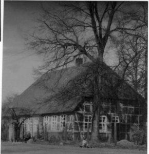 Die Schule von 1852 vor 1929