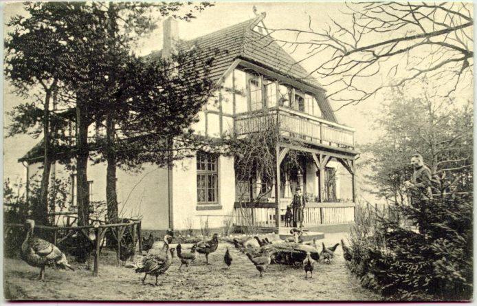 Jagdhaus Westervesede